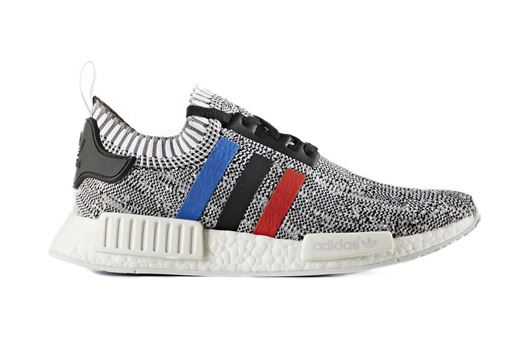 Picture of NMD_R1 PK Tricolor White