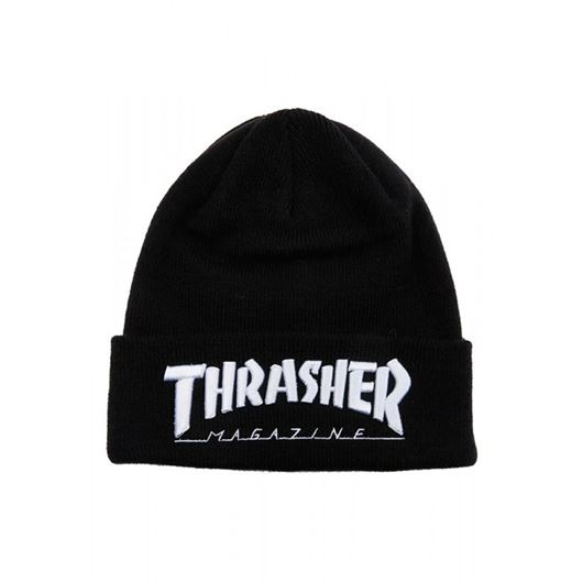 Picture of HOMETOWN BEANIES EMBROIDERY Black