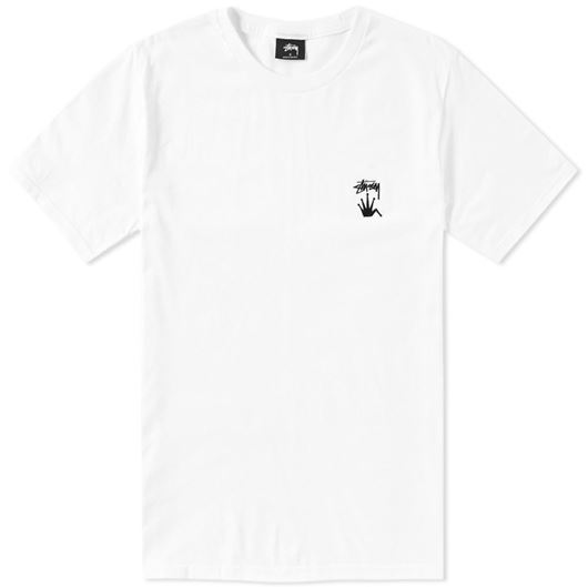 Picture of Stock Crown Tee White