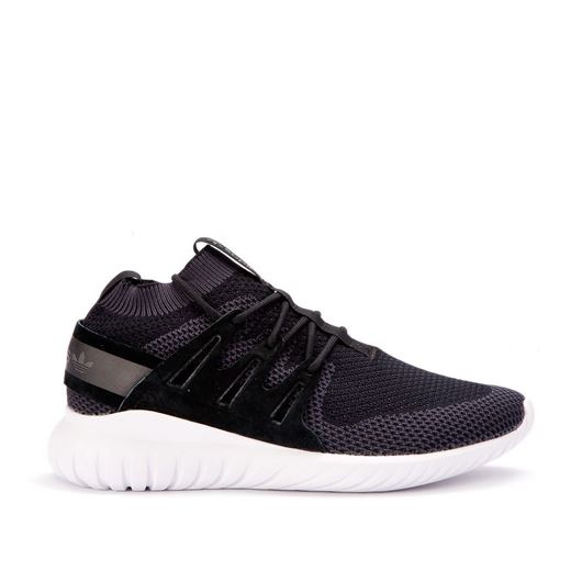 Picture of Tubular Nova Primeknit Core Black/Dark Grey/Vintage White