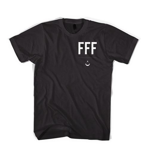Picture of FFF DIVISION TEE Black