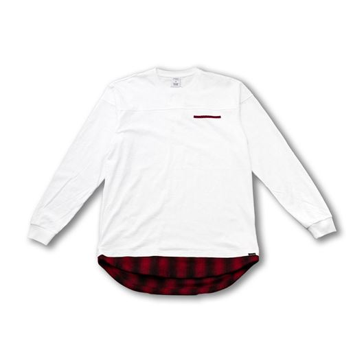 Picture of Ellis L/S Tee White