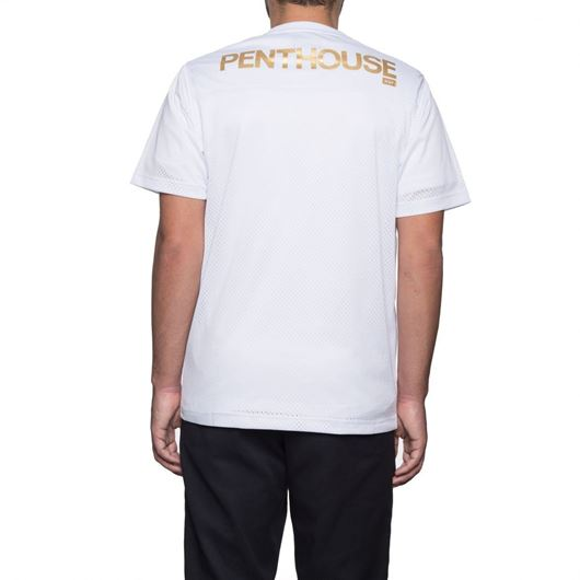 Picture of Penthouse Football Jersey White