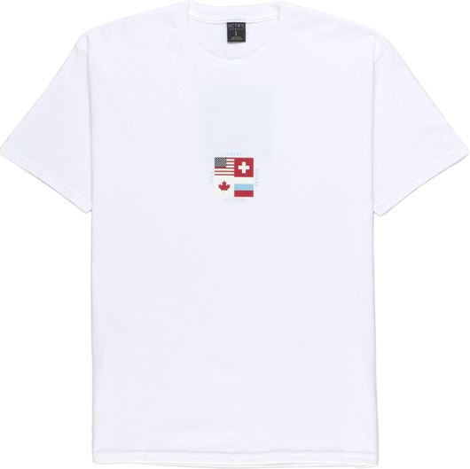 Picture of VICTORY TEE White