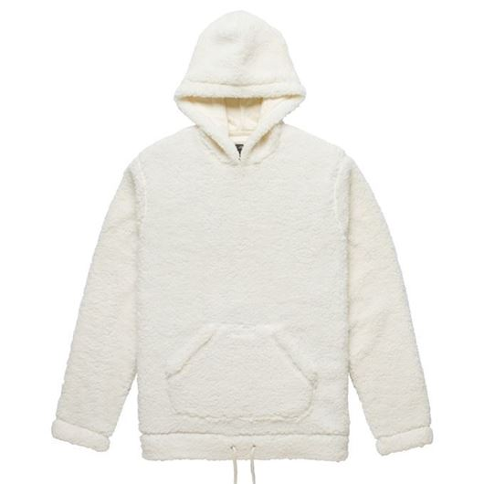 Picture of SHERPA Fleech Hoody Off White