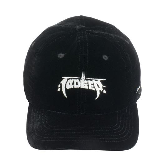 Picture of NULL AND VOID ROADY Snapback Black