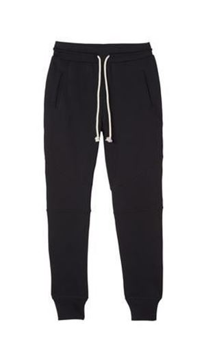 Picture of Alpha Training Sweatpants Black