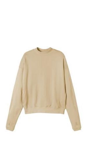 Picture of Halston Crewneck Sand
