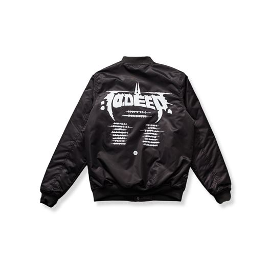 Picture of NULL AND VOID TOUR Jacket Black