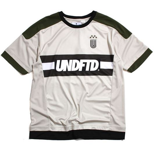 Picture of Undftd soccer jersey Sand