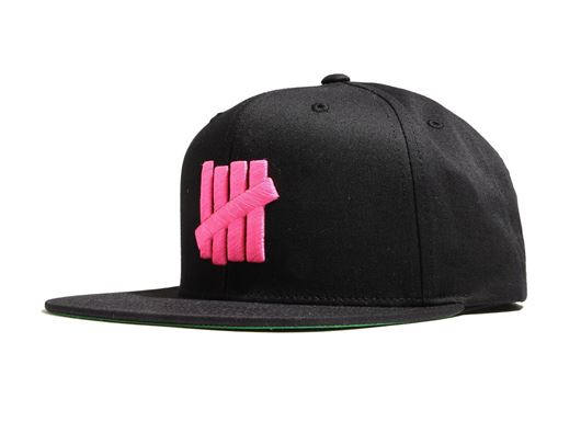 Picture of 5 Strikes cap Magenta