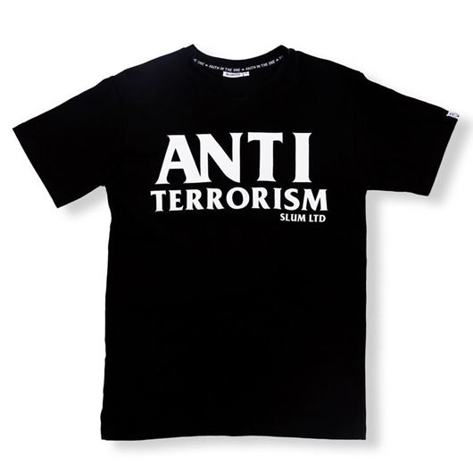 Picture of Anti Terrorism Tee Black