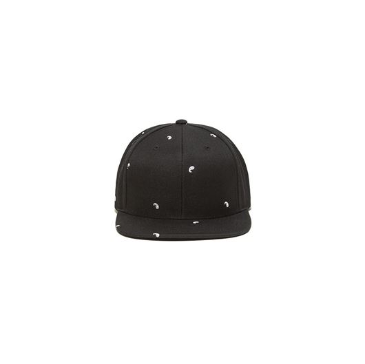 Picture of PAISLEY II SNAP BACK Black