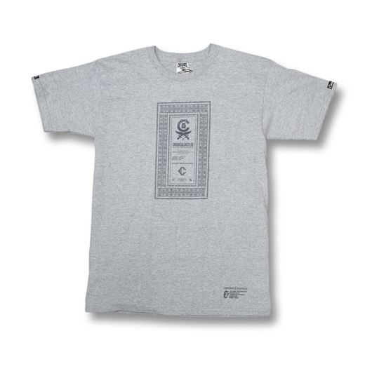 Picture of Classified Tee Heather Grey