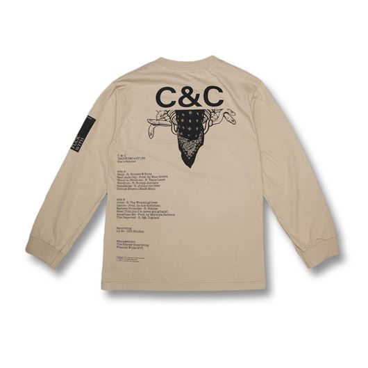 Picture of Covert Track L/S Tee Khaki