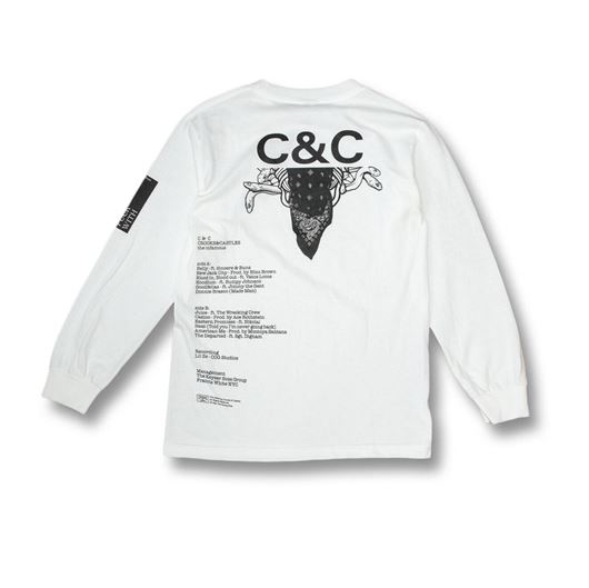 Picture of Covert Track L/S Tee White