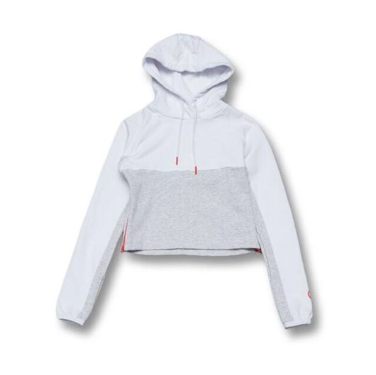 Picture of Crown Hoody White-Heather Ghost