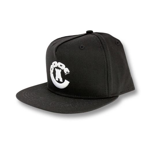 Picture of Hybrid C Snapback Black