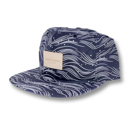 Picture of Scavenger Snapback Navy