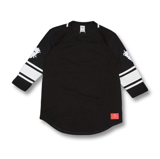 Picture of Toecutter Jersey Black