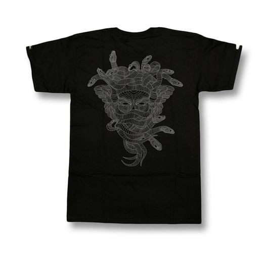 Picture of Course Medusa Tee Black