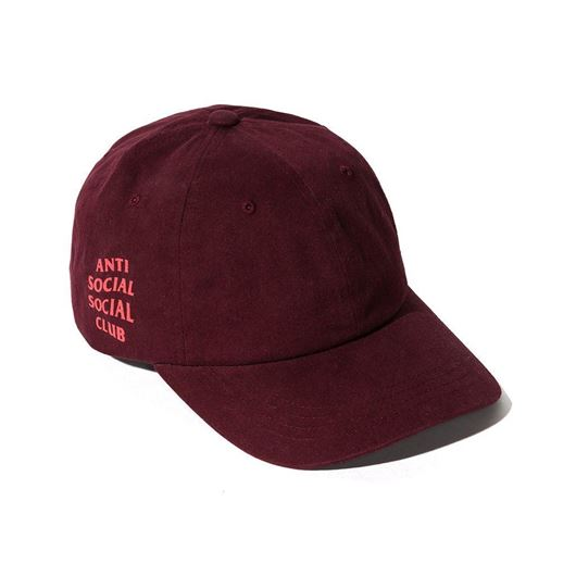 Picture of WEIRD CAP Maroon