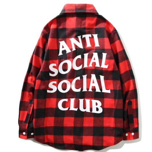 Picture of Flannel Red