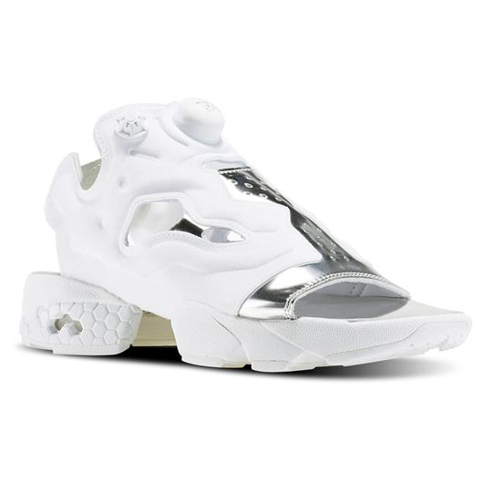 Picture of instapump Fury Sandal Womens White/Silver
