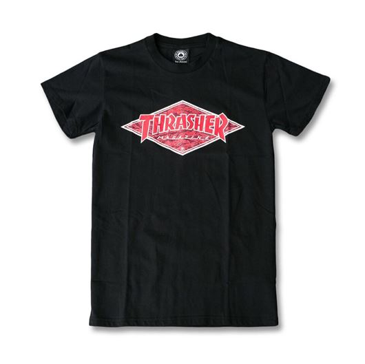 Picture of CAMO DIAMOND Tee Red