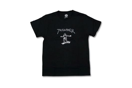 Picture of SM 17 GONZ Tee Black