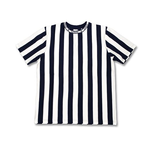 Picture of Roller Stripe Crew Navy