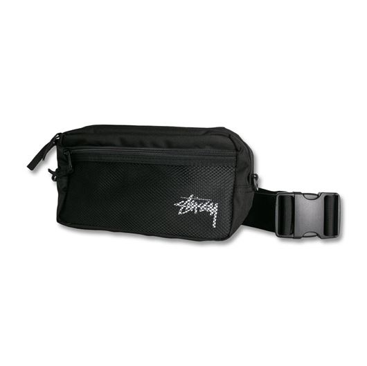 Picture of STOCK SIDE BAG Black