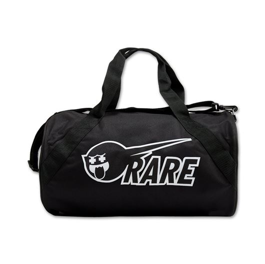 Picture of RARE GHOST DUFFLE Black