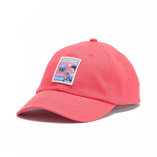 Picture of GHOST ZINE SNAPBACK Red