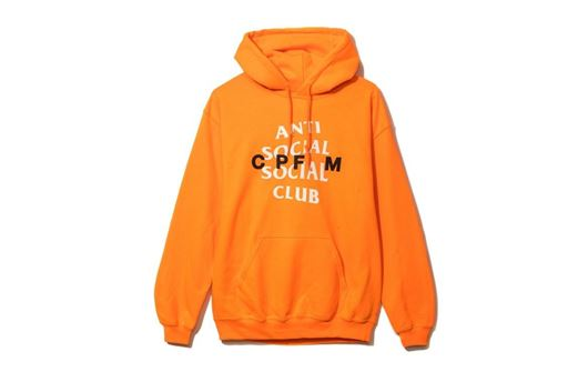 Picture of CPFM x ASSC Hoody Orange