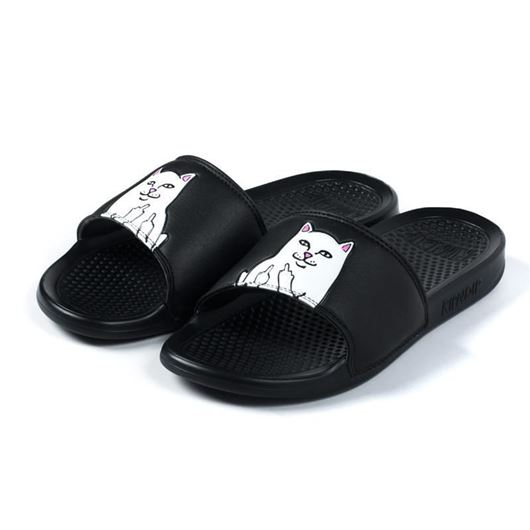 Picture of Lord Nermal Slides Black