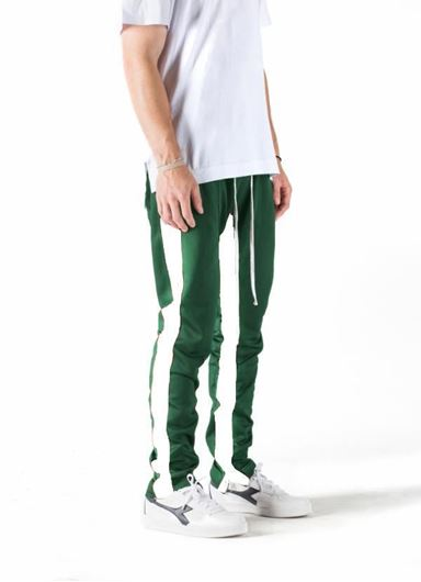 Picture of FB TRACK PANT Green/White