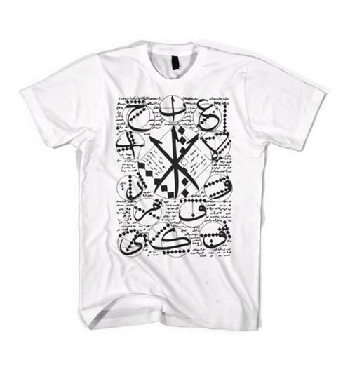 Picture of ALEPH FUNDAMENTAL Tee White