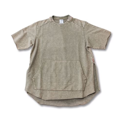 Picture of Angler Tee Faded Olive