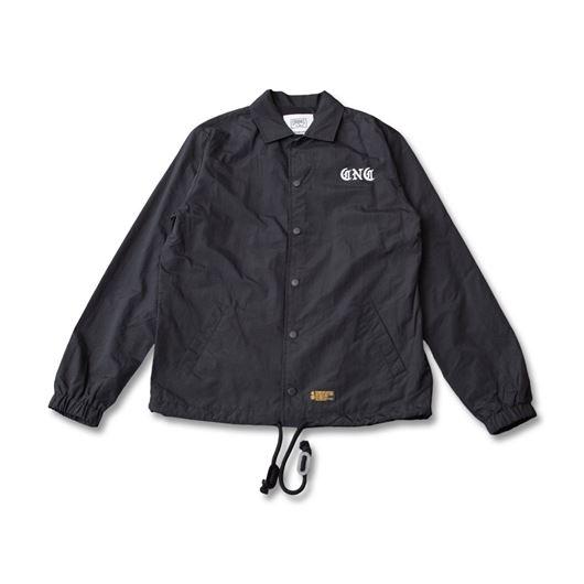 Picture of Deliver Us Jacket Black