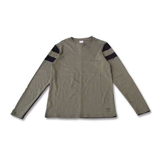 Picture of Intimidate L/S Tee Rifle Green