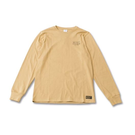 Picture of Quiet Storm L/S Tee New Gold