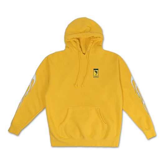 Picture of *LTD* MOTORSPORTS MODENA HOODIE Yellow