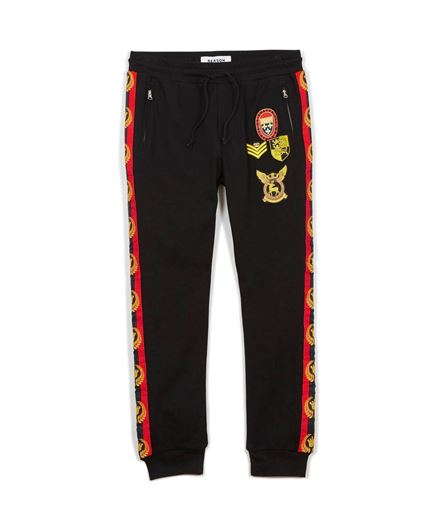 Picture of Medalist Joggers Black