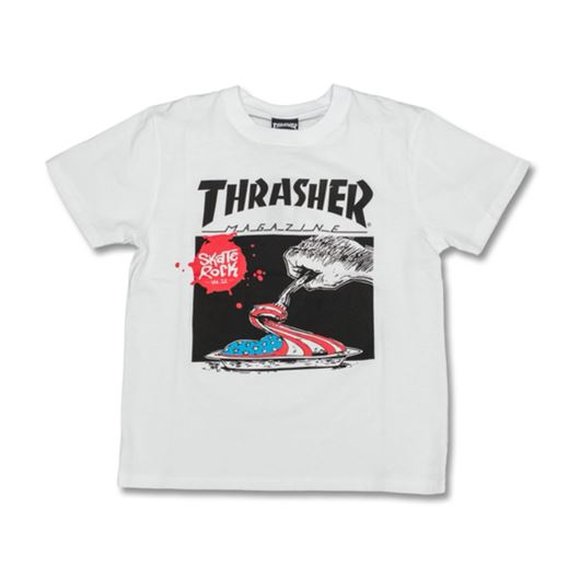 Picture of EAT THE FLAG TEE White