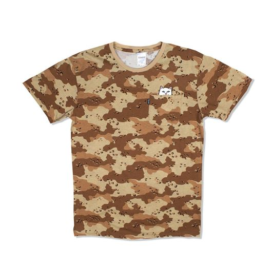 Picture of Lord Nermal Tee Desert Camo