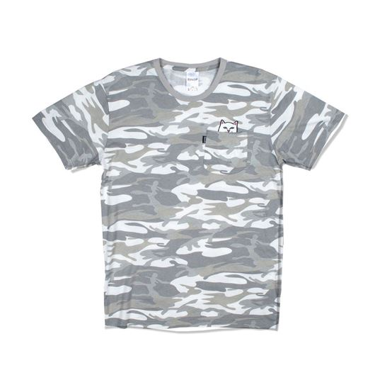 Picture of Lord Nermal Tee Grey Camo