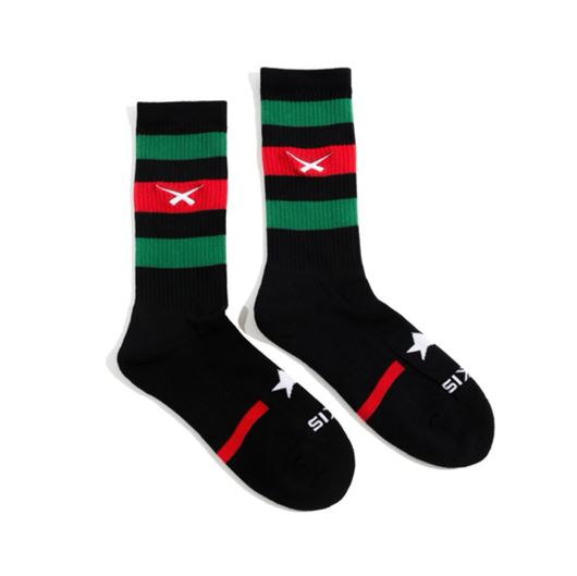 Picture of RG Stripes Sock Black