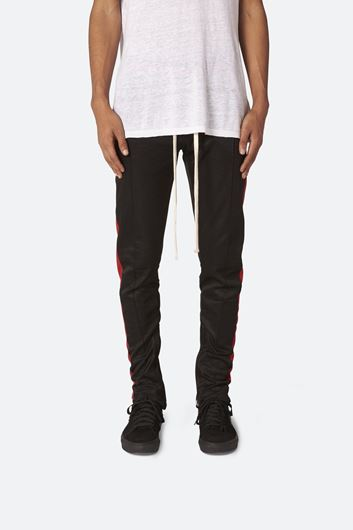 Picture of Track Pants Black/Red