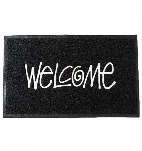 Picture of PVC WELCOME MAT Black